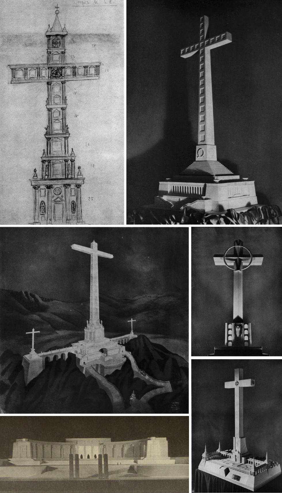 croix valle de los caidos