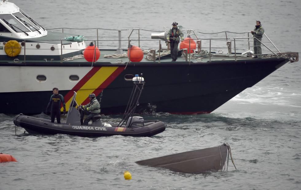 'Narcosubmarinos' de usar y tirar
