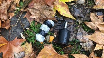 La granada que se ha lanzado al centro de menores