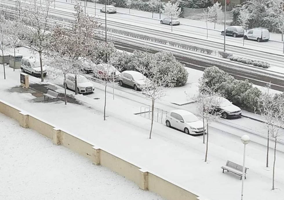 Cuando nieva sin nevar: la cencellada