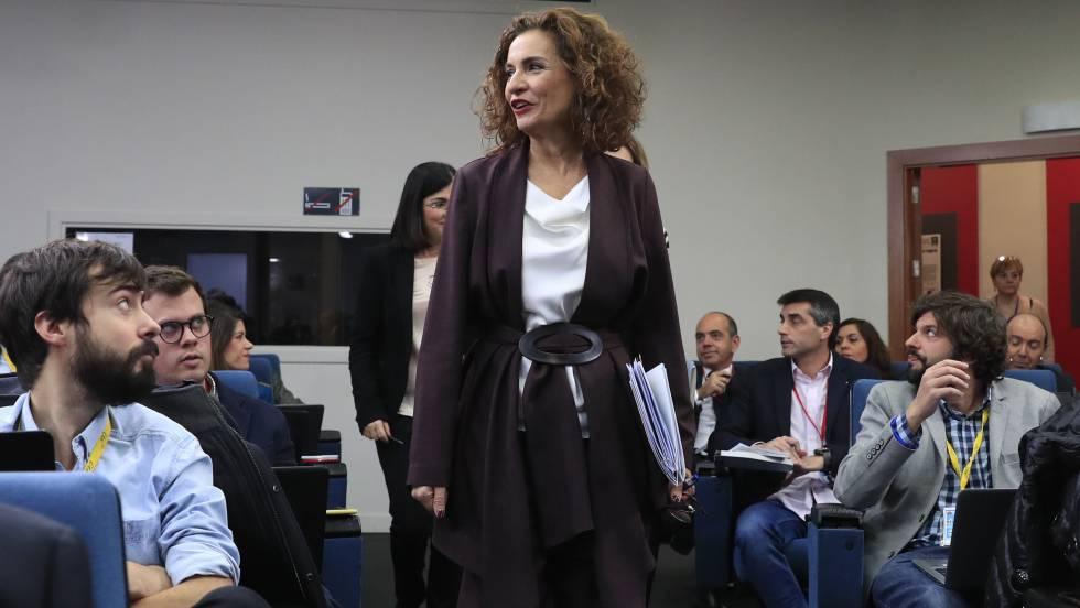 El Gobierno estudia rebajar las penas del delito de sedición