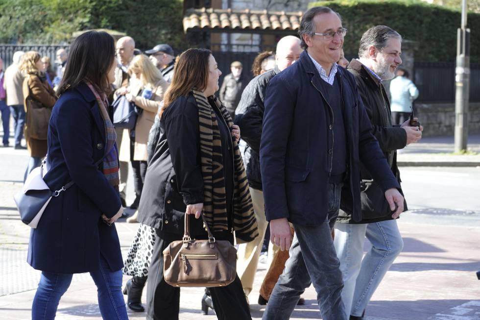 Alfonso Alonso no será el candidato del PP y Cs a las elecciones vascas