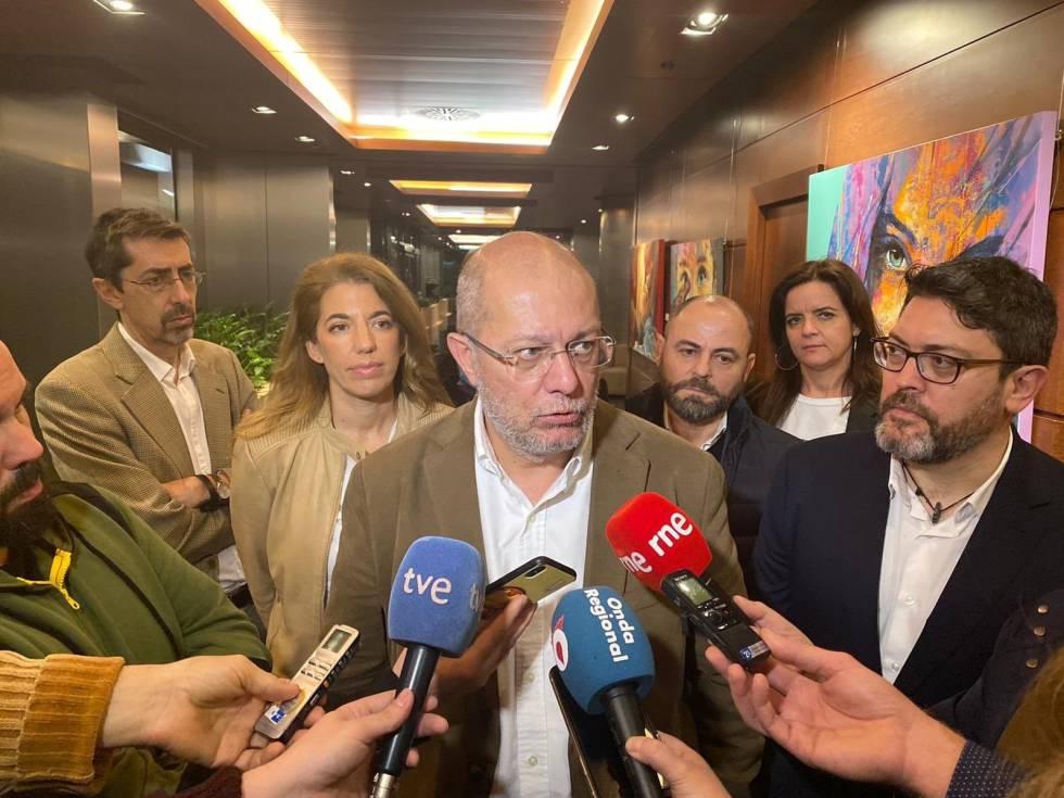 Igea se postulará contra Arrimadas por la presidencia de Cs tras un último intento de acuerdo
