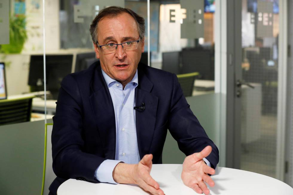Alfonso Alonso dimite como líder del PP vasco y deja la política