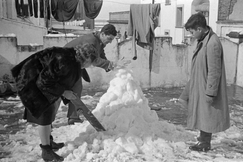 El invierno se olvida de la nieve en España