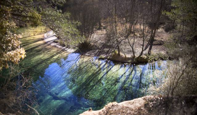 Epílogo: el paraíso perdido de aguas cristalinas