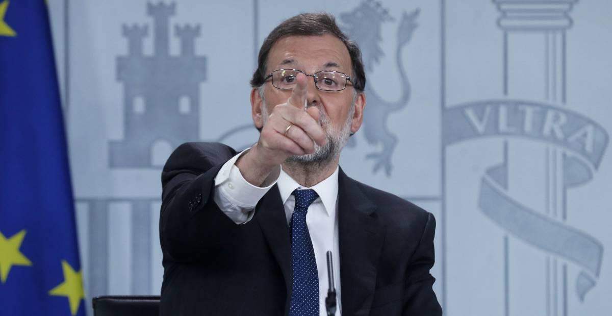 Rajoy acusa a Sánchez de debilitar a España con la moción de censura 0ca328e3ee58