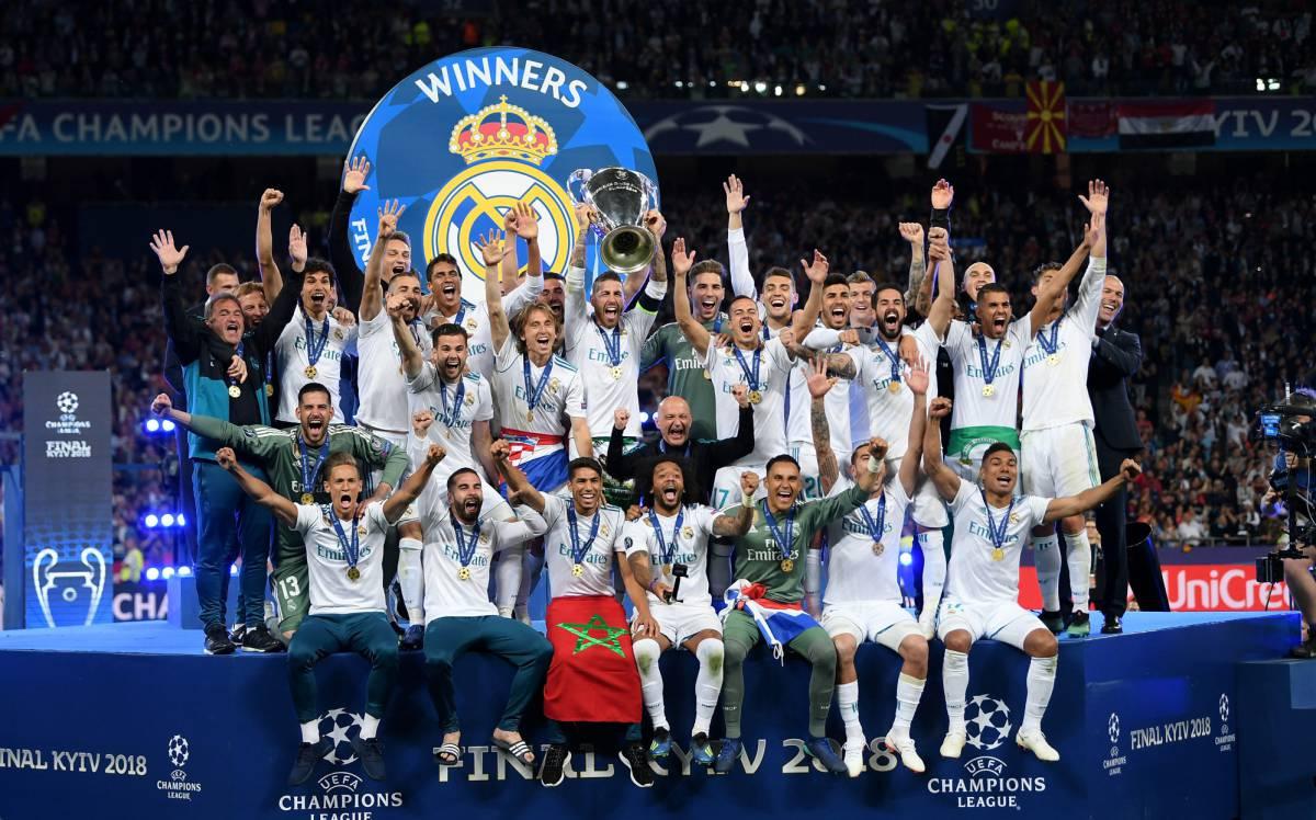 2a9643ec7e9ad El Real Madrid derrota al Liverpool y gana su 13ª Champions League