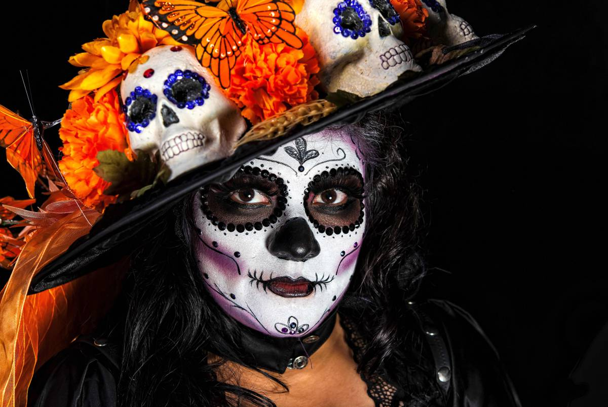 El Día De Muertos Es La Fiesta Favorita De Los Viajeros: Día De Muertos En México