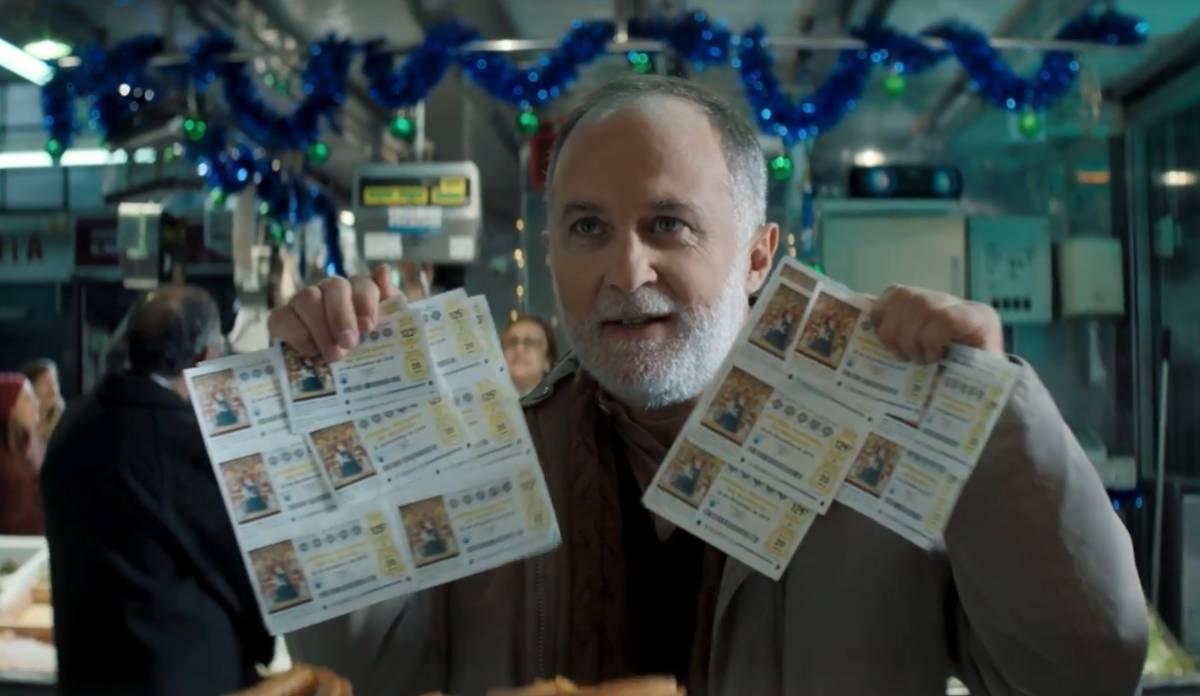 Resultado de imagen de anuncio de la loteria de navidad 2018
