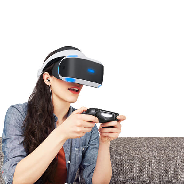 Realidad virtual al gran público