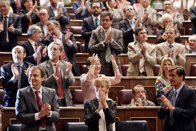 Como votaron los diputados la ley de matrimonio homosexual