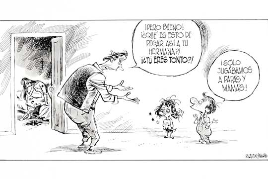 Fotos 120 Dibujos Contra La Violencia Sexista Sociedad El País