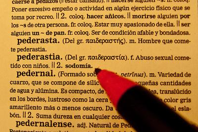 Significado bisexual diccionario