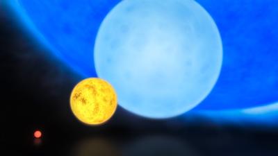 Resultado de imagen de Estrellas supermasivas