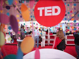 Imagen de TED extraída de la web del encuentro.