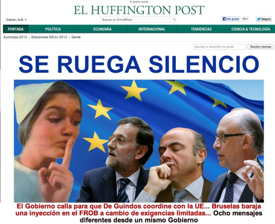 Nace 'El Huffington Post'