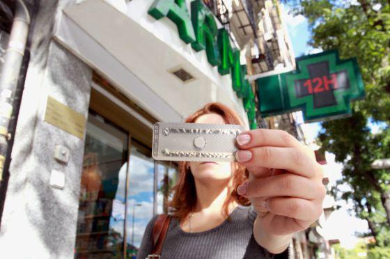 La píldora poscoital se vende sin receta desde septiembre de 2009. / Carlos Rosillo