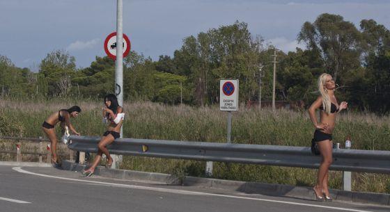 prostitutas autovia castelldefels prostitutas tarragona