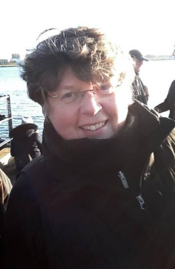 La abogada abogada Gunilla S. Ekberg especializada en derechos humanos.