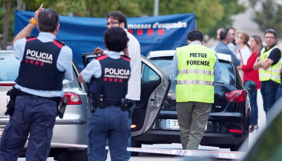 Girona asesinato