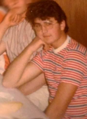 Manuel Vilar Herrero, en 1983.