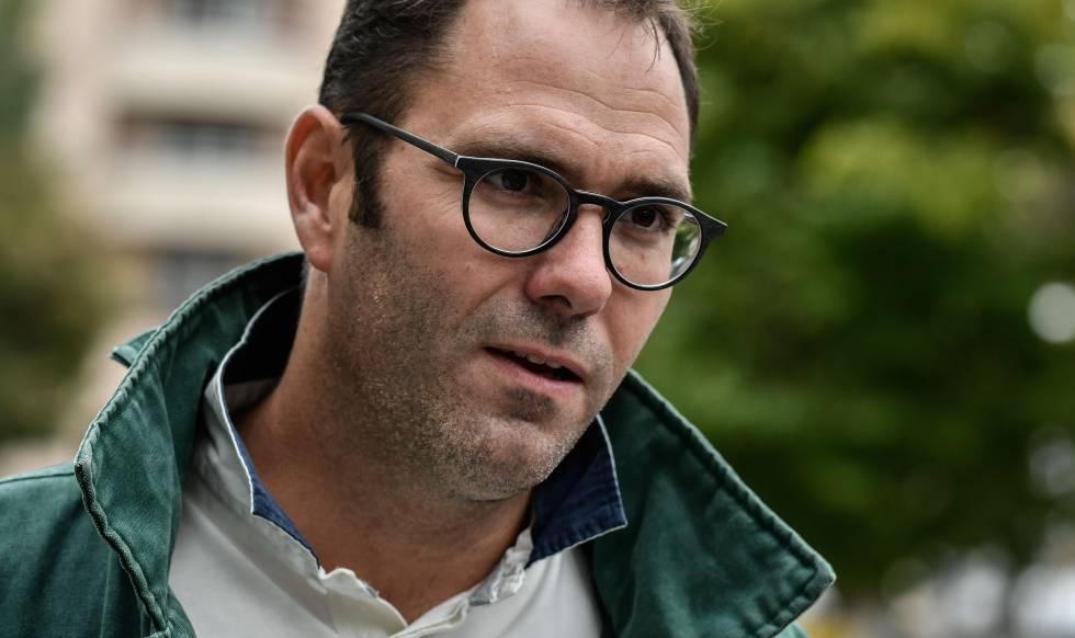 François Devaux, cofundador de la asociación de víctimas La Palabra Liberada