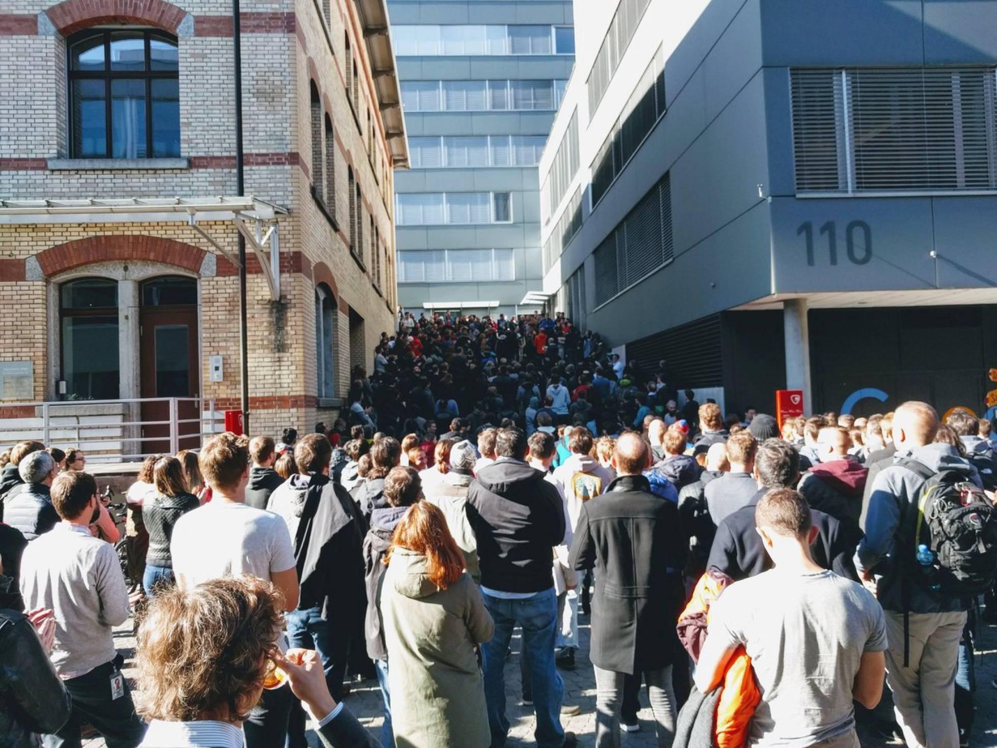 Los trabajadores de Google protestan contra el trato al acoso sexual en la compañía
