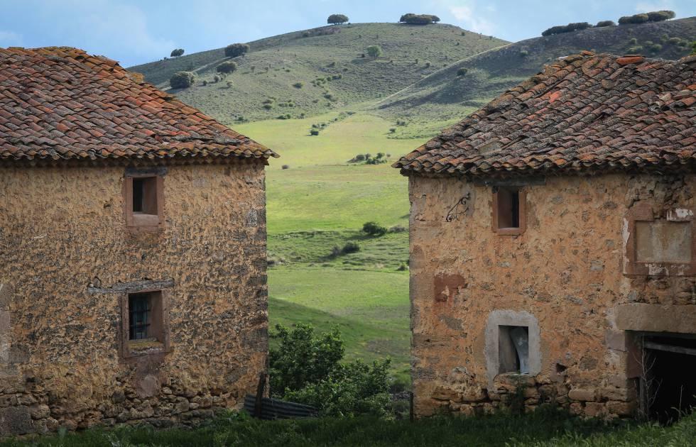 Soria exhibe la fuerza del mundo rural