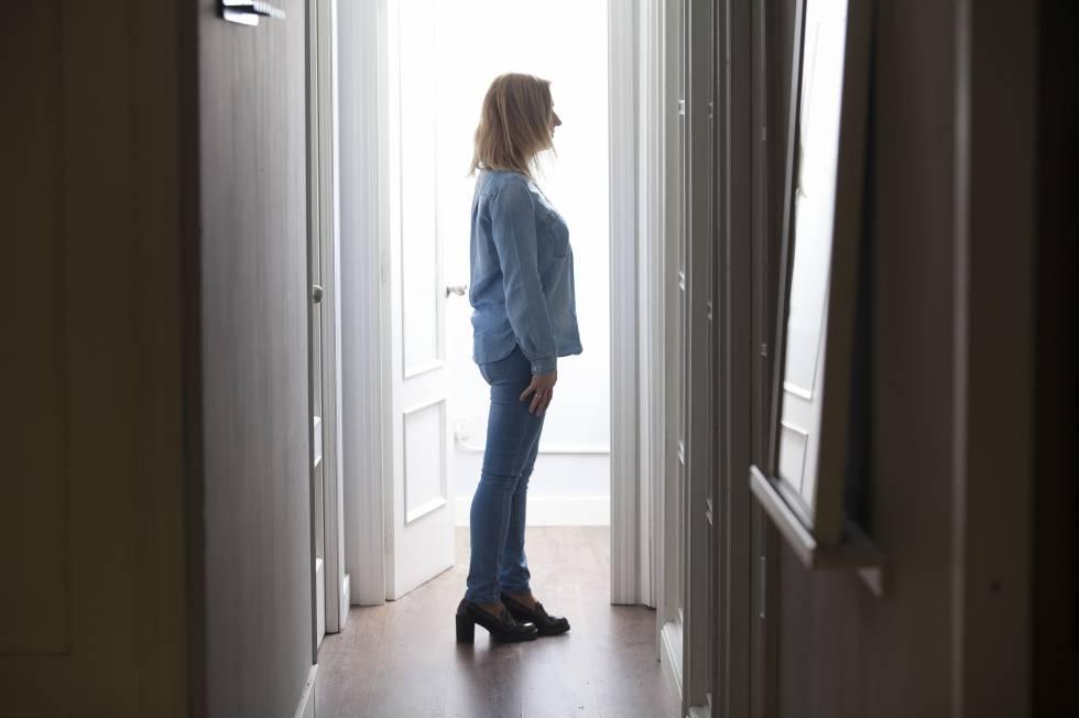Isabel, atendida en un recurso de la red integral municipal de atención a la violencia de género de Madrid.