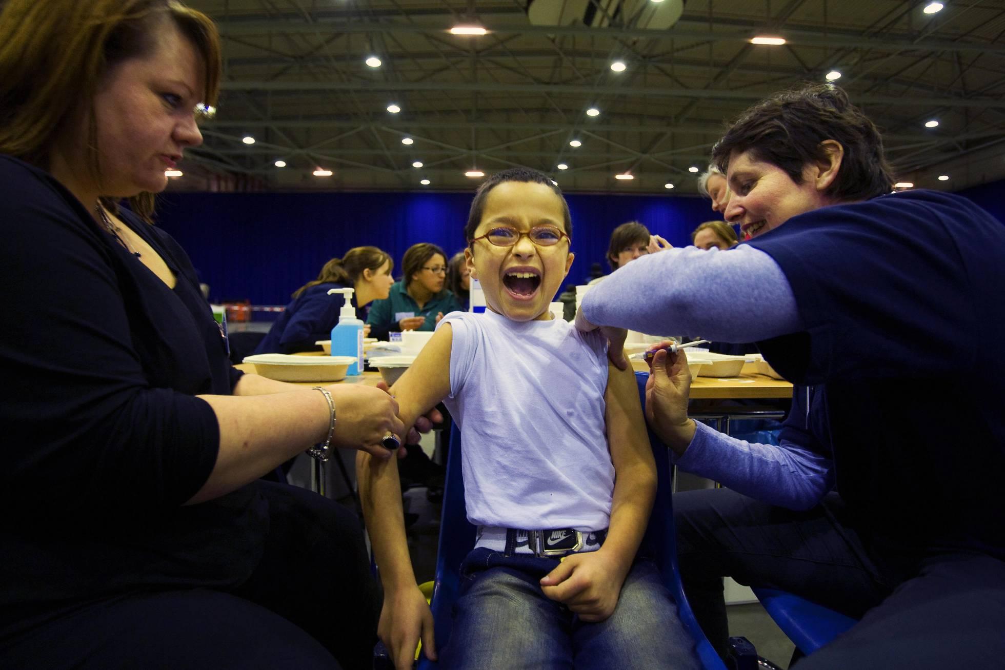 La OMS alerta del avance del sarampión al caer la cobertura vacunal