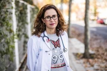 Carolina Perez, medico en San Sebastian de los Reyes.