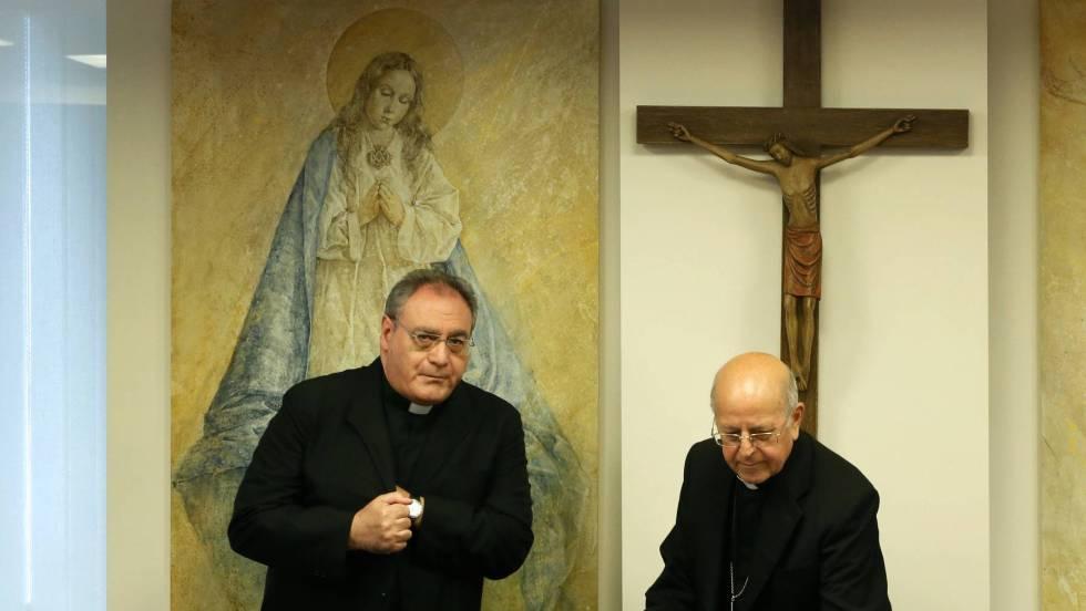"""El obispo de Ávila afirma que se quiere extender """"un velo de sospecha"""" por los casos de pederastia"""