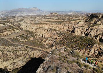 9be515233b The herculean task of pushing back the desert in Spain