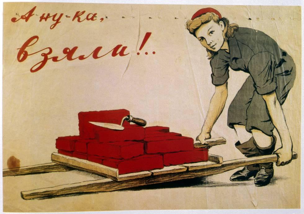 Las 456 profesiones prohibidas para las mujeres en Rusia