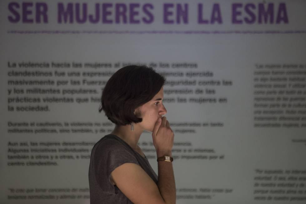 Resultado de imagen para Graciela García Romero, sobreviviente de la ESMA