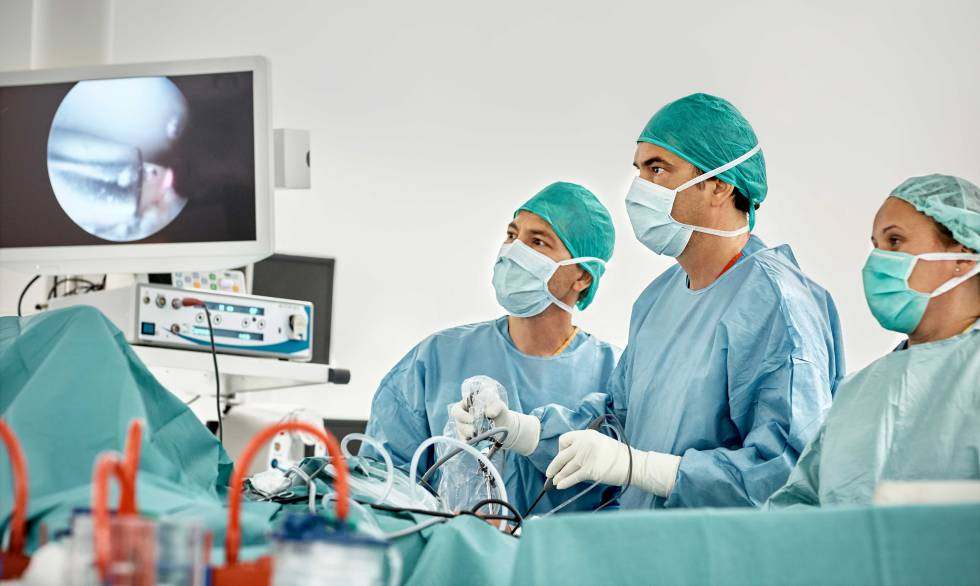 incidencia de TVD después de una cirugía artroscópica de rodilla