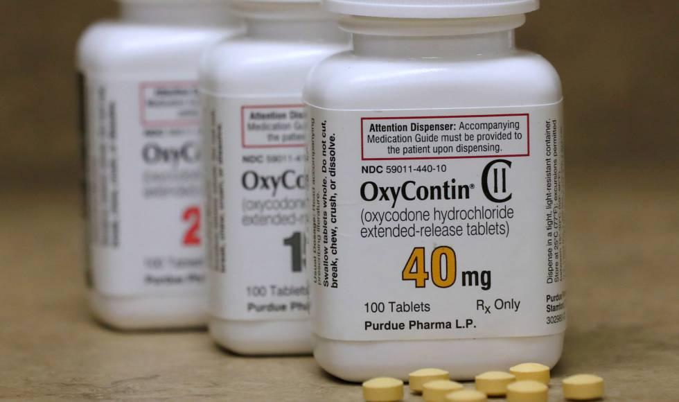 Purdue Pharma: Una farmacéutica paga 270 millones en la primera demanda por  la crisis de opiáceos en EE UU | Sociedad | EL PAÍS