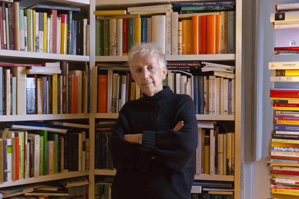 Lucetta Scaraffia, exdirectora del suplemento femenino de 'L'Osservatore Romano'.