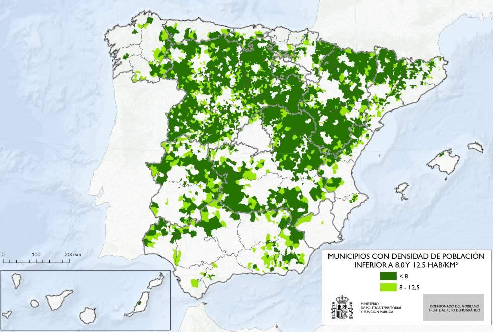 El Gobierno reforzará cuarteles rurales para frenar la despoblación
