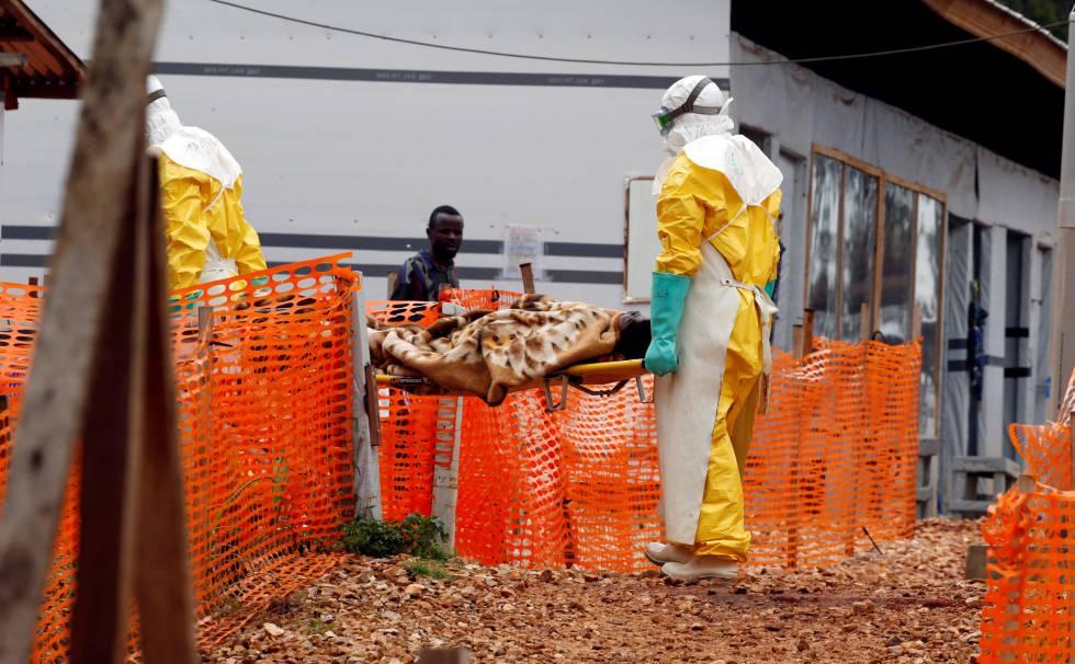 Los muertos por el ébola en la República Democrática del Congo ...