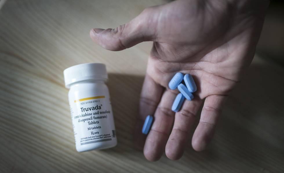 El medicamento preventivo del VIH.