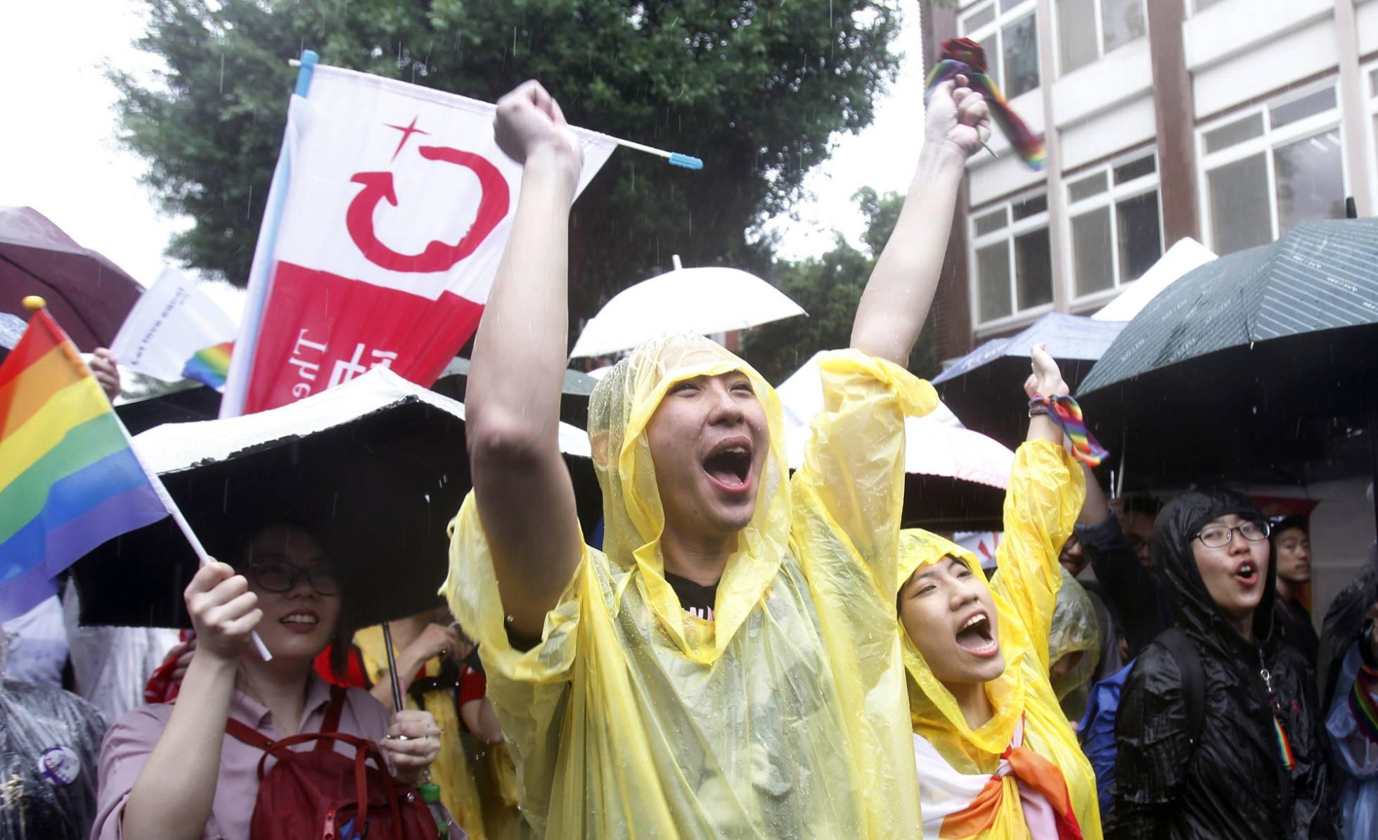 El primero en Asia: Taiwán legaliza el matrimonio igualitario