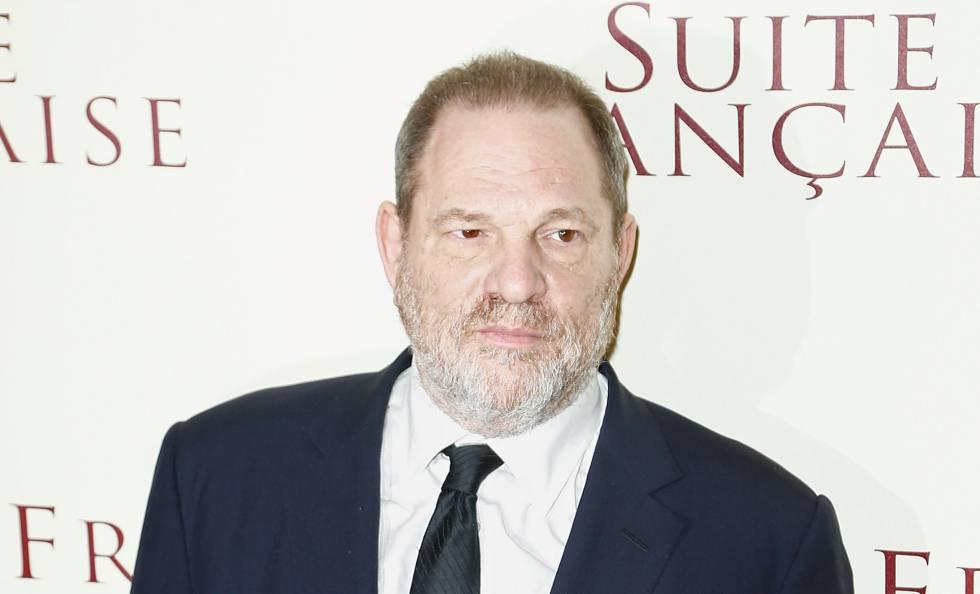 Harvey Weinstein en Paris, en 2015.