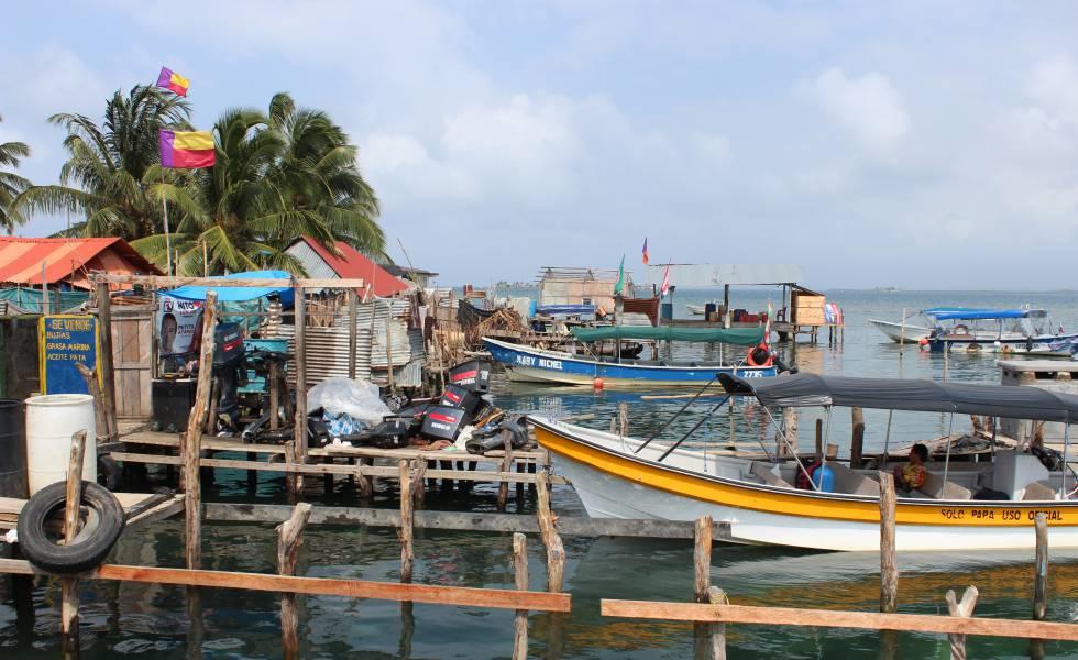Resultado de imagen para isla cangrejo panama