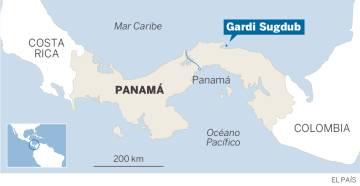La isla Cangrejo tiene los días contados