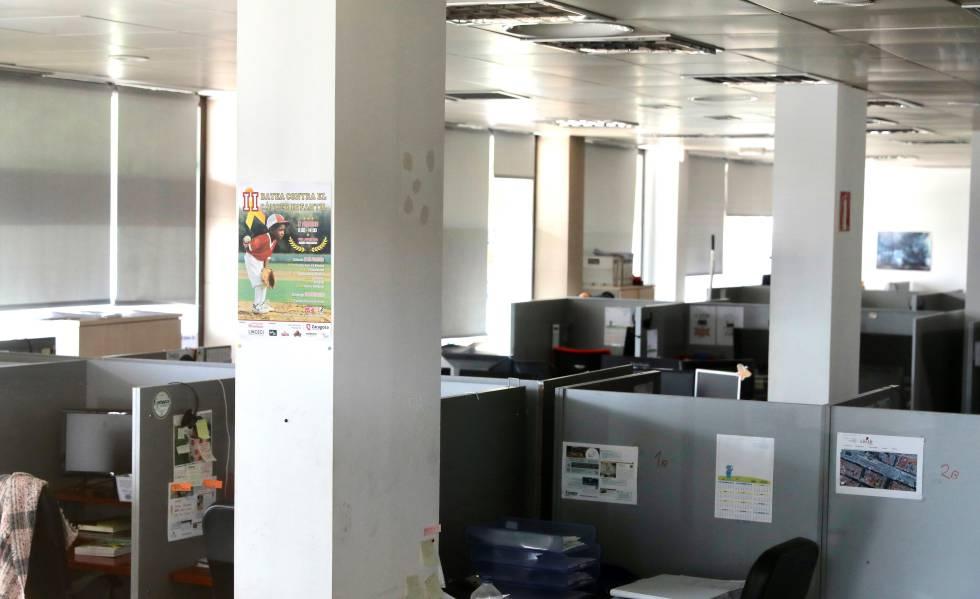 Oficinas de Linceci en Zaragoza.