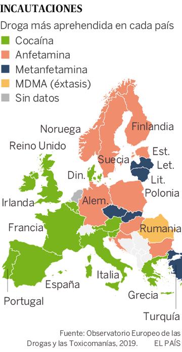 """Bruxelles avverte di """"uberizzazione"""" del traffico di cocaina"""