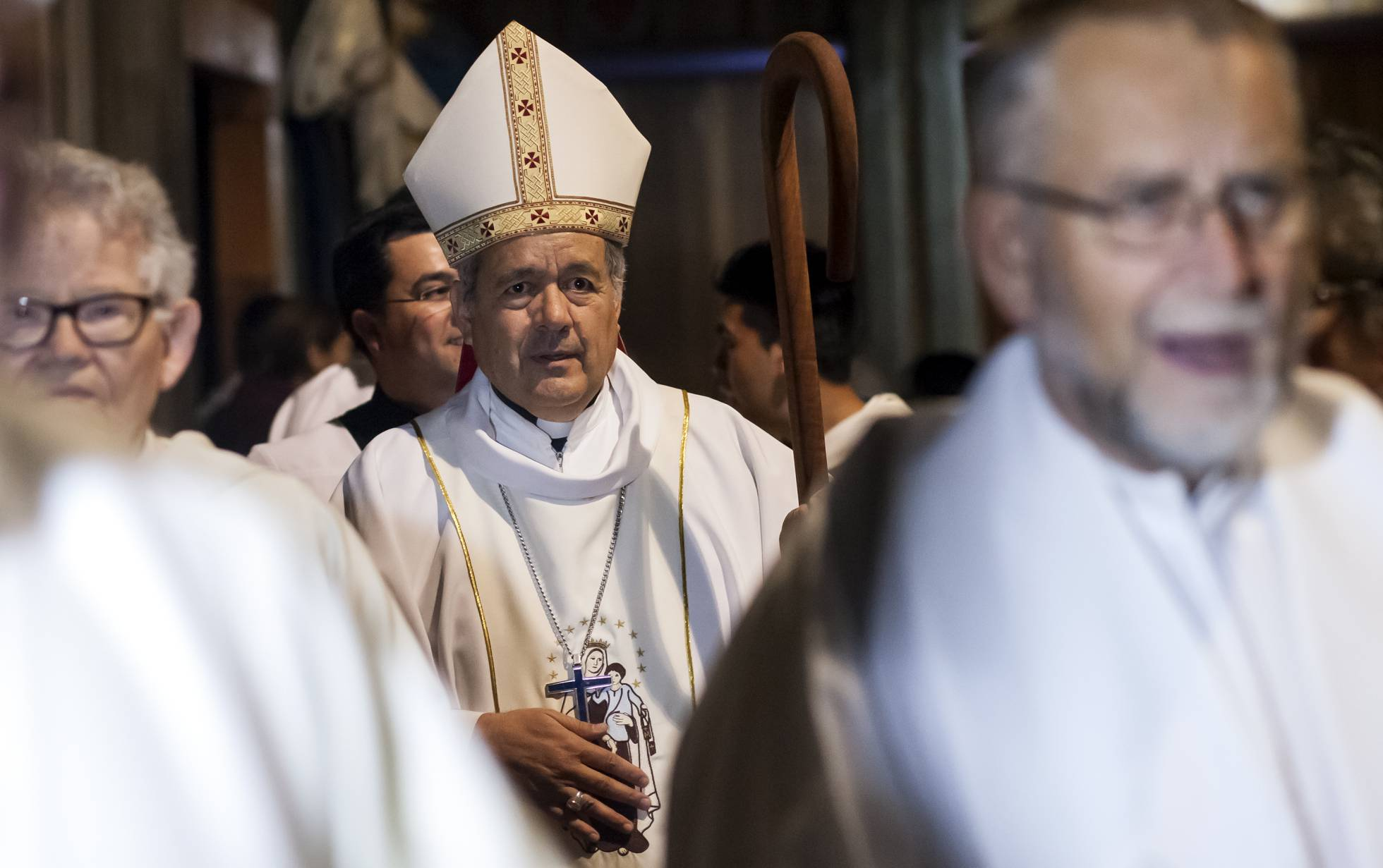 Papa Francisco en Ecuador