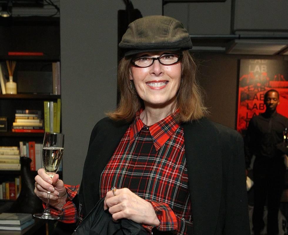 La periodista E. Jean Carroll, en una foto de archivo.